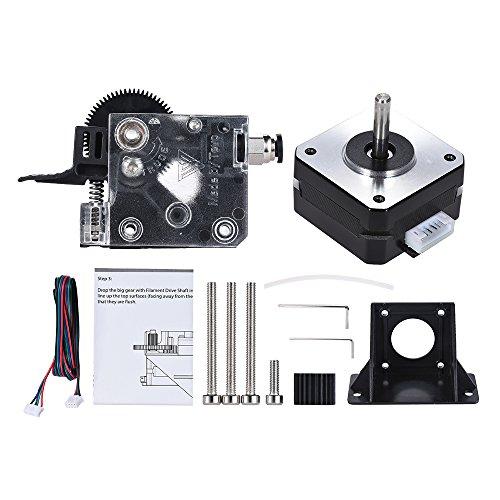 aibecy tevo Extruder Feeder Feeding Kit für 1,75mm Durchmesser Ø Filament i33D Drucker Extruder+Stepper Motor Durchmesser-motoren