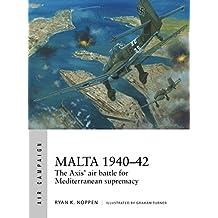 Malta 1940-42 (Air Campaign, Band 4)