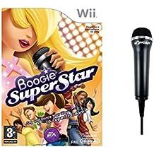 Boogie Superstar avec Micro