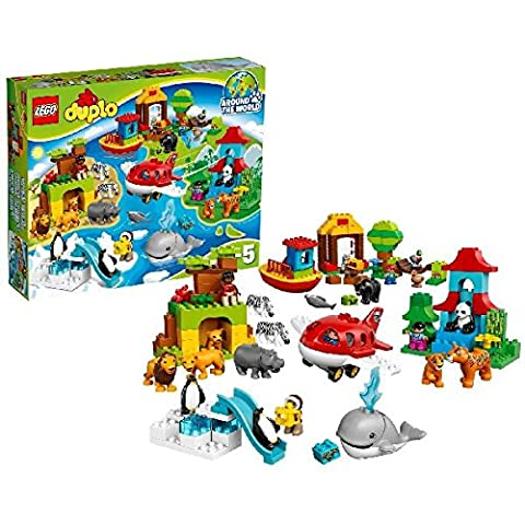 LEGO - 10805 - DUPLO - Jeu de Construction -