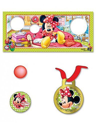 Amscan International SD Minnie Maus Schaumstoff (Dress Up Minnie)