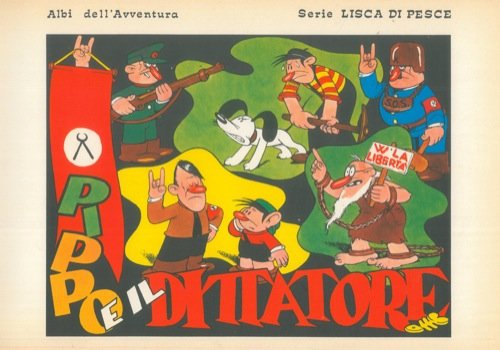 Pippo e il dittatore - Pippo e Zagar - Cip contro Zagar - Cip e la gazza ladra - Pippo e la pesca