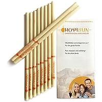Preisvergleich für HOPISUN Ohrkerzen - mit Filter - 10 Stück