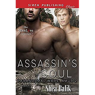 Assassin's Soul [Paranormal Wars: Amur 2] (Siren Publishing Classic ManLove) (English Edition)