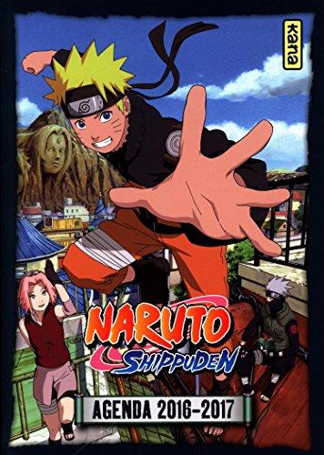 Agenda Naruto, tome 0 par Collectif