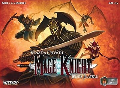 Mage Knight le Jeu de Plateau Version Française