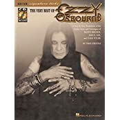 The very best of Ozzy Osbourne : A step-by-step breakdown of the guitar styles and techniques of Randy Rhoads, Jake E. Lee and Zakk Wylde