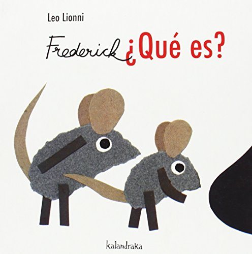¿Qué es? (Cartón) por Leo Lionni