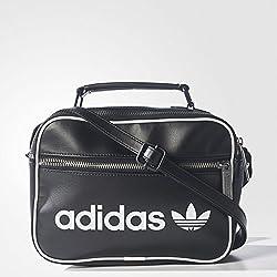 adidas Mini Airline Vintage Tasche, Black, 23 x 17 x 8 cm