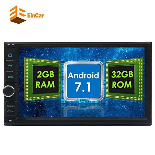 EINCAR Car Stereo Android 7.1 Pantalla de la Unidad Principal Octa Core...
