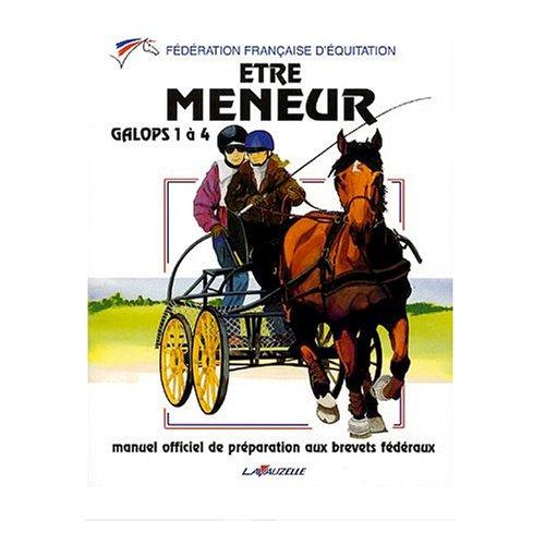Descargar Libro Attelage Etre Meneur Galops 1 a 4 de Fédération Française Equitatio