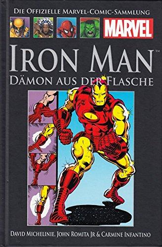 Die offizielle Marvel-Comic-Sammlung 1: Iron Man - Dämon aus der Flasche - Wolverine Marvel Comics