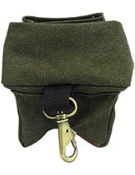 Tourbon Soportes para Armas y Arma Resto Banco de Tiro Soporte de Apoyo Arma De Disparo - Verde