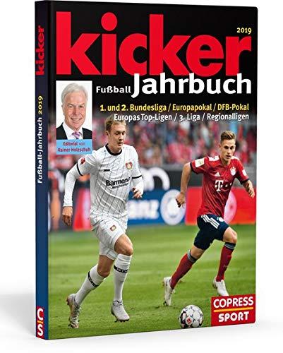 Kicker Fußball-Jahrbuch 2019