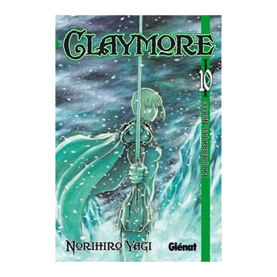 Claymore 10 La guerra del norte/ The North War