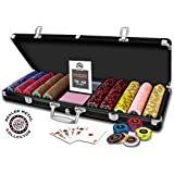 Malette Poker Poker Royal 500 jetons