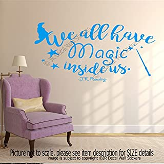 """""""We all have Magic inside us"""