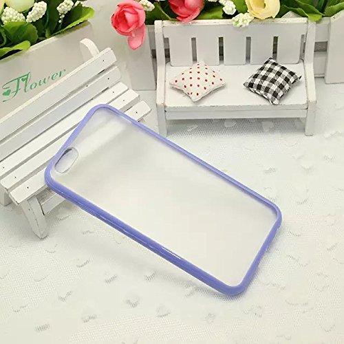 Monkey Cases® iPhone 6-4,7-tpucase for iPhone 6-transparent mat-Violet-Téléphones Portables-Original-Neuf/emballage d'origine-Purple