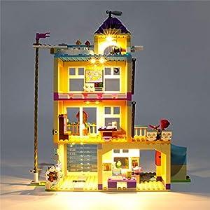 K9CK Kit Luci per Lego Friends la Casa dellAmicizia 41340, Kit di Illuminazione a LED Compatibile con Modello Lego(Solo… 6257297073611 LEGO