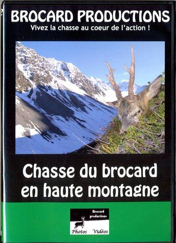 CHASSE DU BROCARD EN HAUTE MONTAGNE - DVD