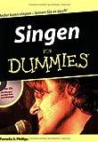Singen für Dummies (inkl. CD)