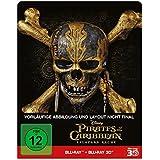 Pirates of the Caribbean: Salazars Rache (2D+3D) - Steelbook Edition