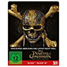 Pirates of the Caribbean: Salazars Rache - Steelbook Edition