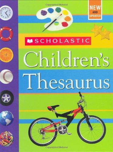scholastic-childrens-thesaurus