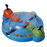 Hasbro Gaming Elefun And Friends Hungry Hippos Grab/Go Game