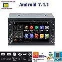 Autoradio 2DIN mit Android 7.1, 4G, LTE, GPS, mit DVD-Player und Navigationssystem, für Nissan