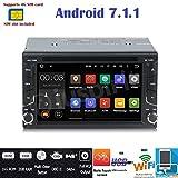Iuspirit - Autoradio 2 DIN Android 7.1 4G LTE GPS DVD pour Nissan Qashqai/Nissan Juke/Nissan X-Trail/Nissan