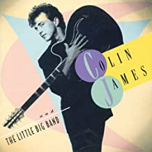 Colin James And Little Big Band