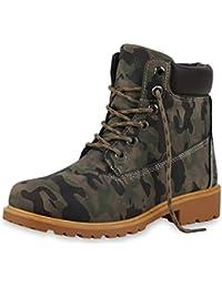abdff31b91b444 Suchergebnis auf Amazon.de für  camouflage - Stiefel   Stiefeletten ...