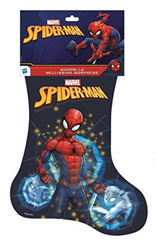 Hasbro- Calza della Befana Marvel Spider-Man, C46784500