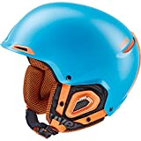 Uvex Skihelm JAKK+ Petrol-Orange Mat 55-59 cm
