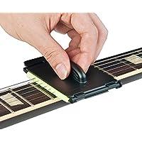 1 pieza de cuerdas de bajo para guitarra eléctrica, limpiador de bajos, utensilios de limpieza, utensilios de limpieza, utensilios de mantenimiento