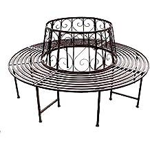 gartenbank baum bestseller shop mit top marken. Black Bedroom Furniture Sets. Home Design Ideas