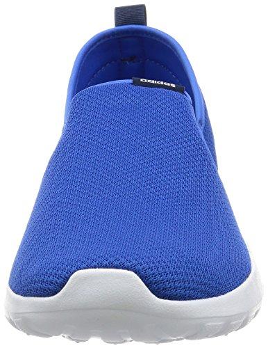 Adidas Mens Cloudfoam Lite Racer Quindi Scarpe Da Ginnastica, Nero Multicolore