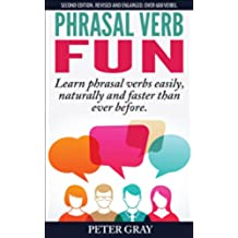 Phrasal Verb Fun (English Edition)