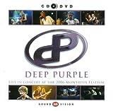 Deep Purple: Live At Montreux 2006 (CD+DVD) (Audio CD)