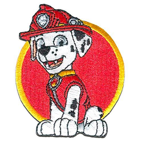 Parches - Patrulla Canina 'Marshall 2' - rojo - 7