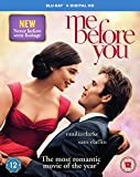 Me Before You [Includes Digital Download] [Blu-ray] [2016] [Region Free]