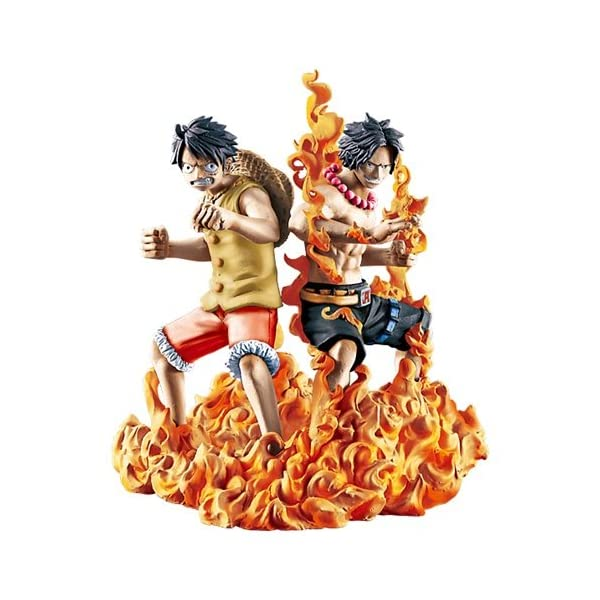 One Piece Marineford Logbox figure case [Toy] (japan import) 1