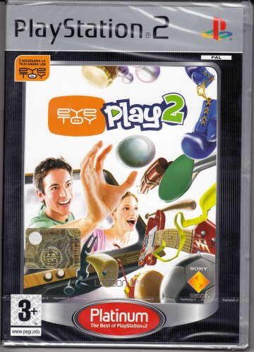 Eyetoy:Play 2 Pl-(Ps2)