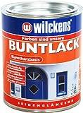 Wilckens Buntlack seidenglänzend, RAL 8003 lehmbraun, 750 ml 10780300050