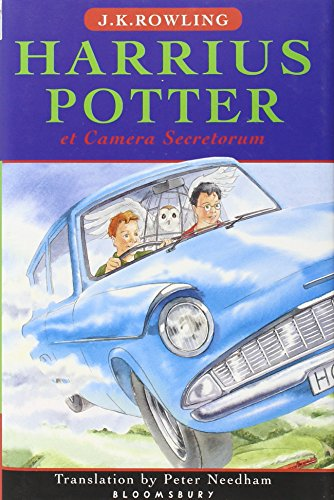 Harrius Potter 2 Et Camera Secretorum - Latin Edition: Harrius Potter Et Camera Secretorum