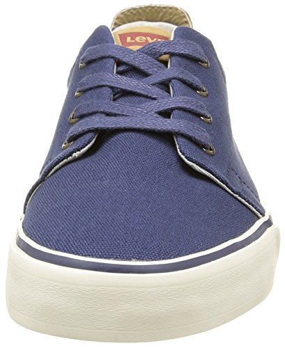 Levi's Justin 223286 736, Herren Sneakers Blau (18)