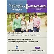 1 kit de Hyalogic LLC, Synthovial Seven Plus Reservatrol