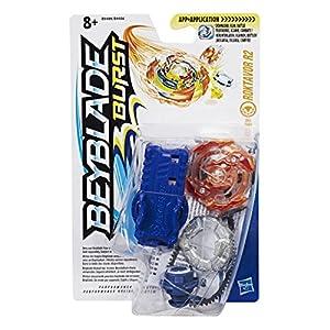 Beyblade - Roktavor r2 - peonza con lanzador de Baby alive