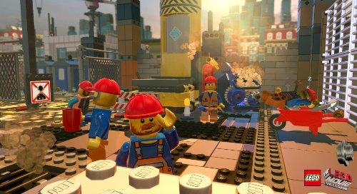 The LEGO Movie Videogame - [PlayStation Vita] - Bild 5